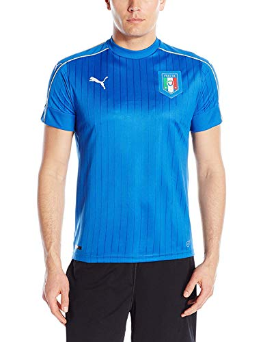 PUMA Mens Italy Licensed Replica Jersey 2016-2017, X-Large, Home