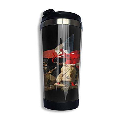 IUBBKI Dmb Merchandise - Sudadera con capucha ligera para café, taza de viaje, taza, vaso de acero inoxidable con aislamiento al vacío, 13.5 oz