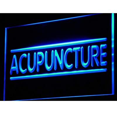 ADVPRO Acupuncture Center Treatment LED Neon Sign st4-i807