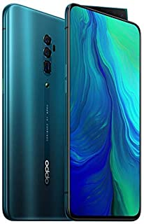 OPPO Reno 10x Zoom (5G, 48MP, 256GB/8GB, Tel) - Green (Renewed)