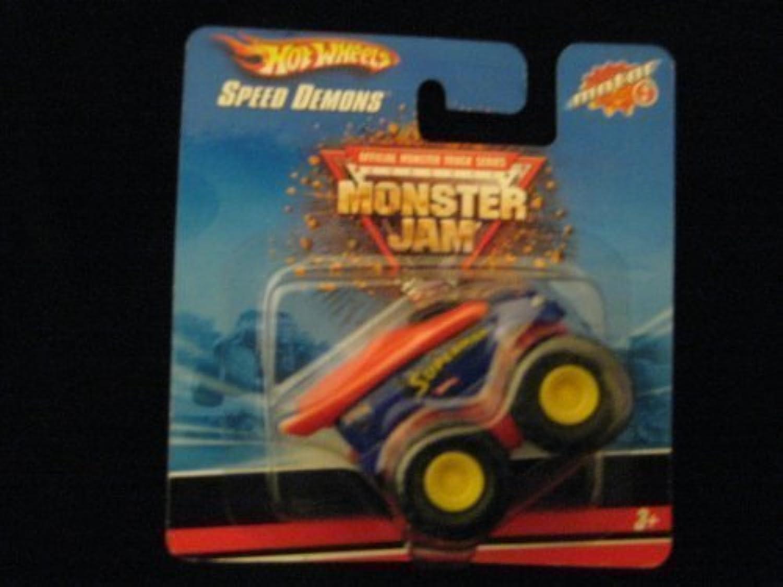 Hot Wheels Speed Demons Superman by Monster Jam B01C6N8564 Schön    Günstige Bestellung