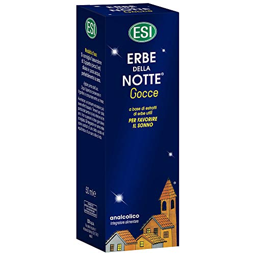 Erbe Della Notte Gocce - 50 ml