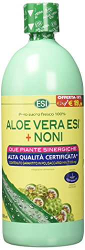 Esi Aloe Vera Succo Noni Integratore Alimentare - 1000 ml