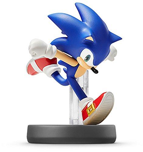 Amiibo Sonic - Super Smash Bros. series Ver. [Wii U][Importación Japonesa]