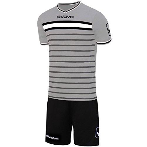 givova Unisex volwassene Voetbal trui en korte broek Skill
