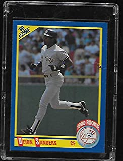 Best deion sanders score baseball rookie card Reviews