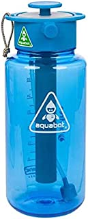 lunatec aquabot water bottle