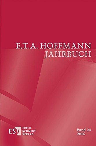 E.T.A. Hoffmann-Jahrbuch 2016