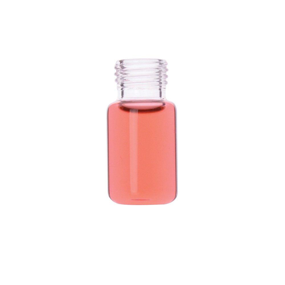 Wheaton Oakland Mall W225284 Borosilicate Glass Clear Round Bottom Thre Screw Max 82% OFF
