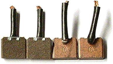 Escobillas de carb/ón Motor de arranque Valeo Paris-Rhone 10x25x20