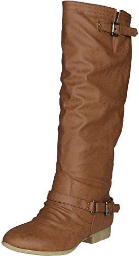 d23acd8c7b7 Top Moda COCO 1 Knee High Riding Boot