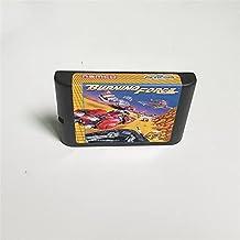 Lksya Burning Force - Carte de jeu MD 16 bits pour cartouche de console de jeu vidéo Sega Megadrive Genesis (coque japonaise)