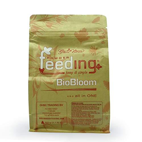 Green House Powder Feeding BioBloom - Additivo minerale in polvere, 500 g