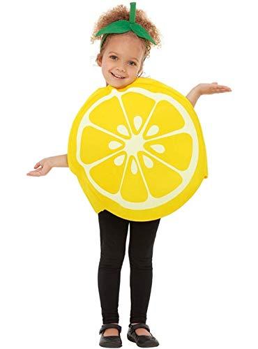Funidelia Disfraz de limón Infantil