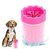 WELLXUNK® Nettoyeur De Patte pour Chien, Portable Laveur De Patte De Chien, Upgrade Dog Paw...