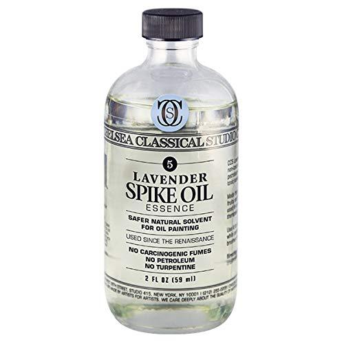 CHELSEA CLASSICAL STUDIO Lavender Spike Oil Essence
