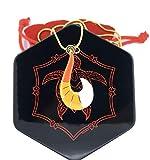 3dcrafter Volpina Fox halsketting hanger van Ladybug Cat Noir Accessories for Cosplay Costume