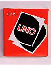 UNO game, play cards