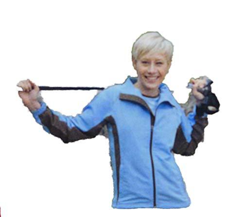 Unbekannt Veste de randonnée pour femme Bleu Taille L