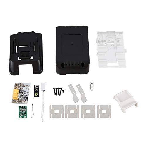 Kaxofang Reemplazo para Makita 18V BL1850 BL1830 Kit de Caja de BateríA...