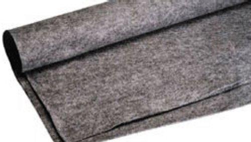 Absolute C20LGR 20-Feet Long by 4 Feet Wide, 80 Square Feet Light Gray Carpet for Speaker Sub Box Carpet Home, Auto, RV, Boat, Marine, Truck, Car Trunk Liner