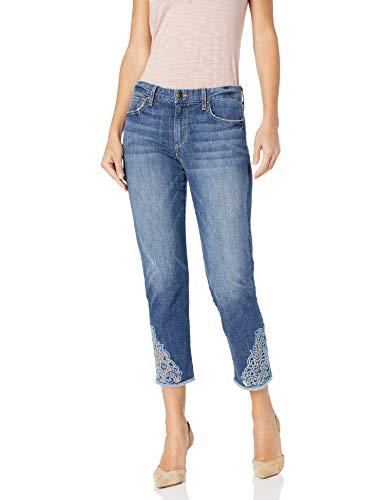 Joe's Jeans Jeans Boyfriend, Blu (Nixie), W27/L26 Donna