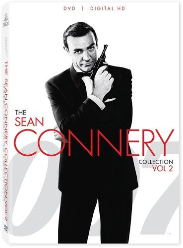 007 THE SEAN CONNERY COLLECTION 2 - 007 THE SEAN CONNERY COLLECTION 2 (1 DVD)