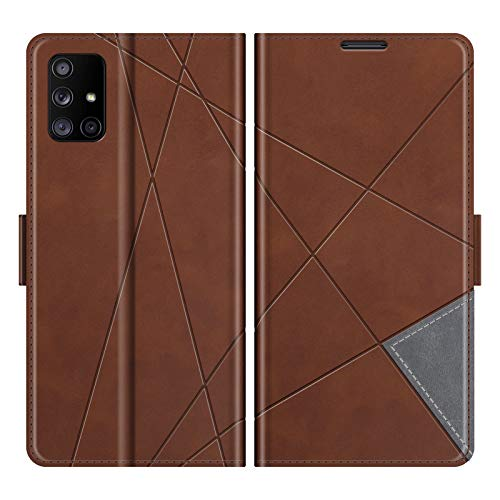 Funda para Samsung Galaxy A71 5G, 6,7' Funda Libro Samsung A71, Funda Móvil Samsung Galaxy A71 5G Magnético Carcasa para Samsung Galaxy A71 Funda con Tapa
