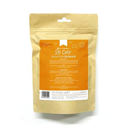 Vetverbrandende thee voor gewichtsverlies door afslanken oplossingen overdag mengen Daytox 28 dagen levering