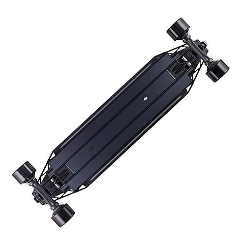 ACTON Blink Qu4tro Longboard électrique Adulte Unisexe, Noir, Unique