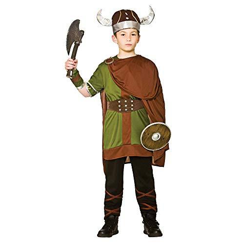 Wicked Costumes - Disfraz de Guerrero Vikingo, para niños