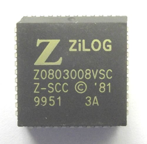 Controlador de E//S Zilog Z85C3008VSG 44-Pin PLCC