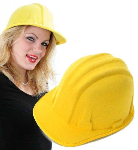 Fritz Fries & Söhne GmbH & Co. KG Casque chapeau mou partie jaune