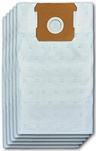 Original Einhell Vliesschmutzfangsack 15 L (passend für Einhell Nass-Trockensauger mit Behältervolumen von 15 Liter, 5 Stück enthalten)