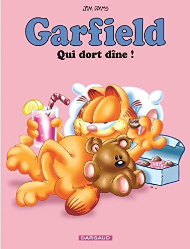 Garfield - tome 8 - Qui dort dîne ! (8)