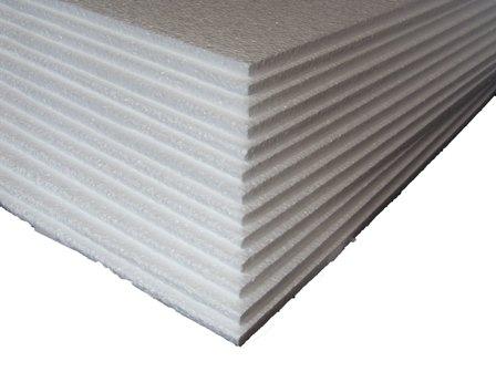 5 x POLYSTYRENE EPS Foam Packing Sheets 600x400x10mm