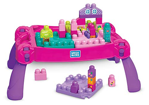 Mega Bloks Build 'n Learn Table [Amazon Exclusive]