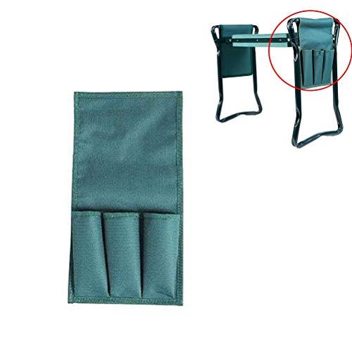 Kikier - Kniebänke in grün, Größe 18.5X35.5cm