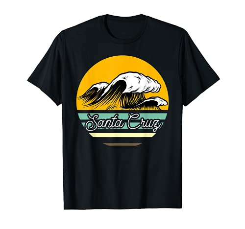 Santa Cruz California vintage retro T-Shirt