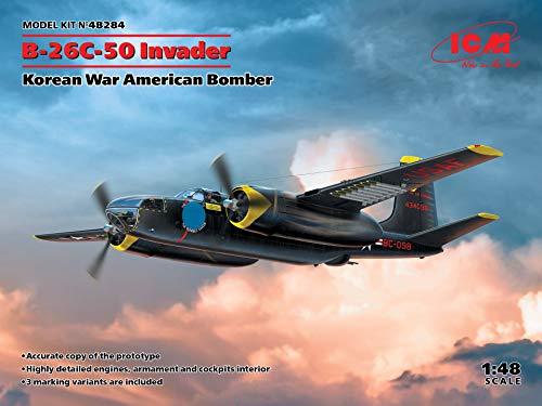 ICM ICM48284 1:48-B-26-50 Invader, Korean War American Bomber