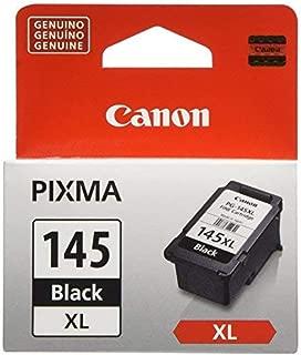GENUINE CANON CARTRIDGE 145 XL BLACK INK