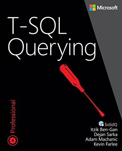 Ben-Gan, I: T-SQL Querying (Developer Reference)