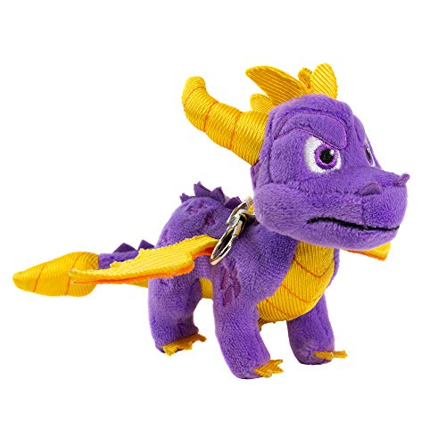 Spyro the Dragon Keychain Plush
