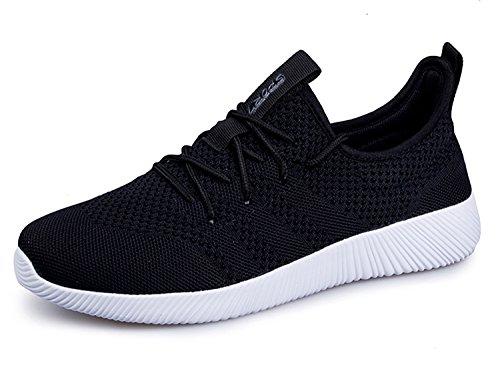 GNEDIAE Laufschuhe Turnschuhe Sportschuhe Straßenlaufschuhe Sneaker für Damen Herren