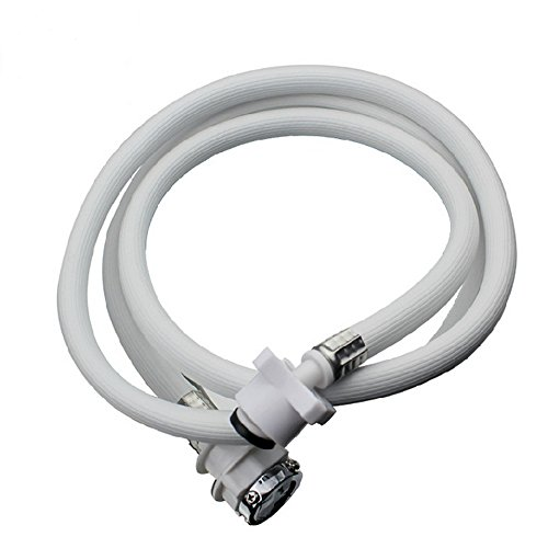 MyLifeUNIT Universal Washing Machine Inlet Hose - 6Ft