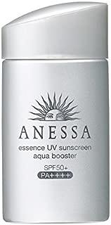 Shiseido Anessa Essence UV Sunscreen Aqua Booster SPF 50+ 2017 New Ver. by Anessa