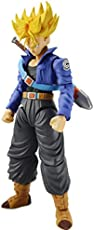 Bandai Hobby Figure-Rise Standard Super Saiyan Trunks Dragon Ball Z Model Kit Figure, BAN217615