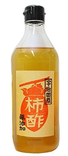 むく屋『宇治田原産柿酢』