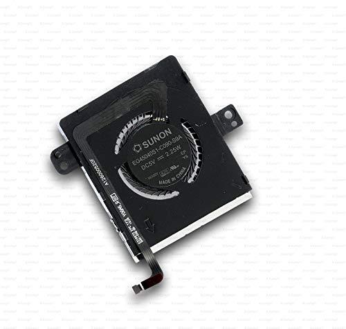 X-Comp EG45040S1-C090-S9A - Ventilador de CPU para Lenovo Yoga 910 910-13IKB 80VF 80VG