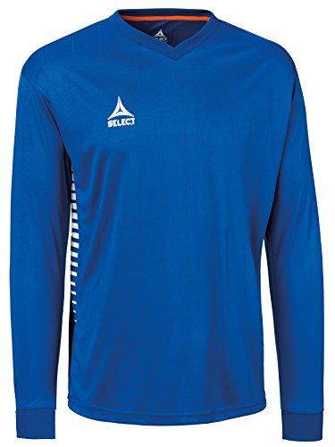 Select Trikot Mexico Langarm, L, blau, 6210103222